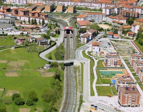 Amorebieta – Euba Rail Widening - 3