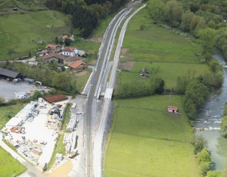 Amorebieta – Euba Rail Widening - 2