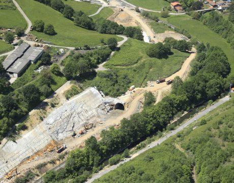 Amorebieta – Euba Rail Widening - 1