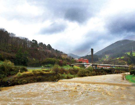 Defensa contra inundaciones en núcleos urbanos del Nervión - 4