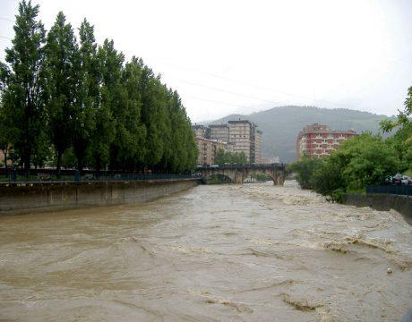 Defensa contra inundaciones en núcleos urbanos del Nervión - 3