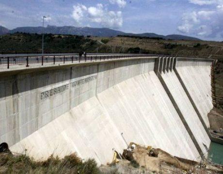 Abastecimiento a Huesca desde el embalse de Montearagón - 1