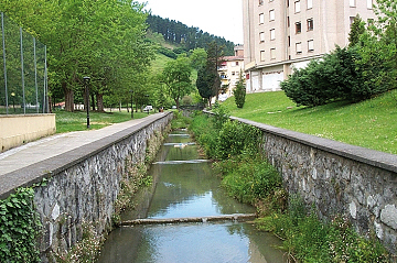 Defensa contra inundaciones en núcleos urbanos del Nervión - 7