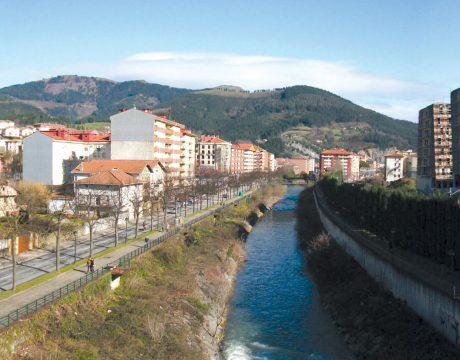 Defensa contra inundaciones en núcleos urbanos del Nervión - 1