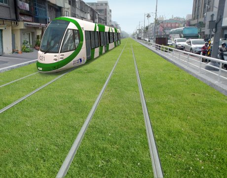 Ampliación del tranvía de Kaohsiung, Taiwan - 7