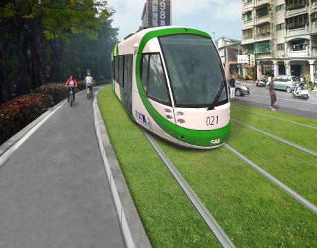 Ampliación del tranvía de Kaohsiung, Taiwan - 2