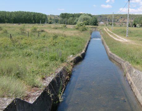 Reparación del Canal del Carrizo - 2