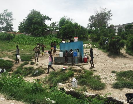 Fortalecimiento institucional de la Dinepa, Haiti - 4