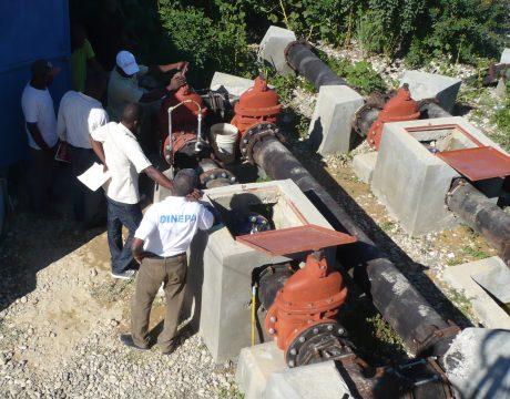 Fortalecimiento institucional de la Dinepa, Haiti - 3