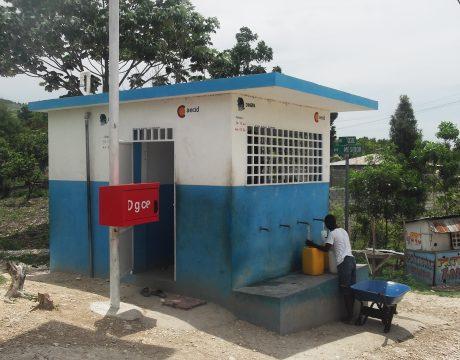 Fortalecimiento institucional de la Dinepa, Haiti - 1