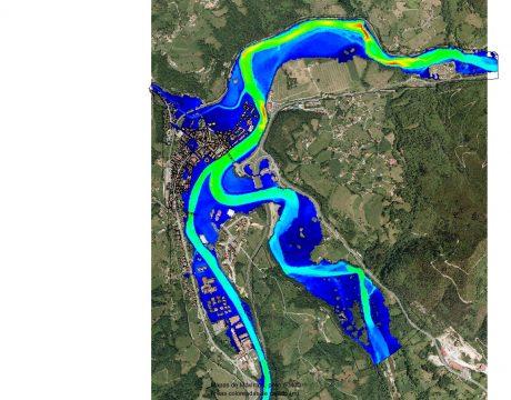 Defence against flooding in Arriondas - 4