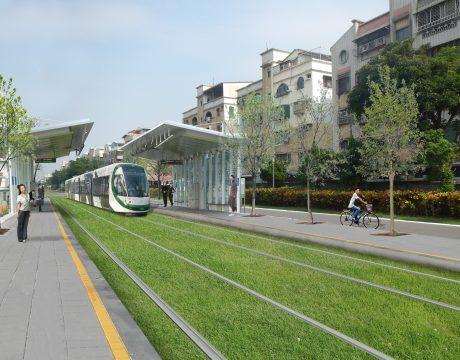 Ampliación del tranvía de Kaohsiung, Taiwan - 6