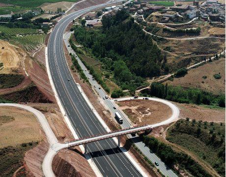 Autovía A-12 Pamplona-Estella-Logroño - 1