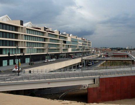 Accesos a la estación intermodal de Zaragoza - 1
