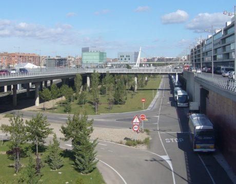 Accesos a la estación intermodal de Zaragoza - 3