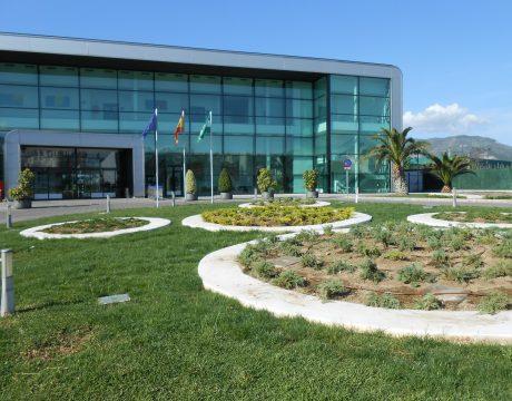 Integración ambiental en el aeropuerto de Málaga - 1