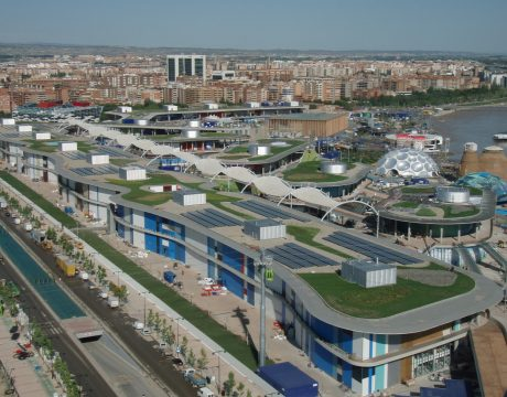 Urbanización Expo Zaragoza 2008 - 3