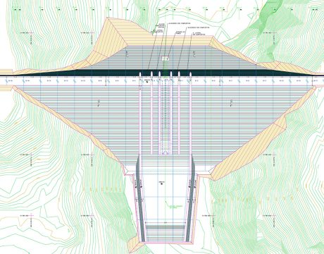 Proyecto multipropósito Chonta, Perú - 3