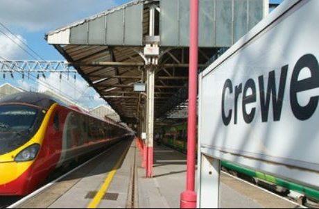 Talleres y cocheras en Crewe, UK - 1