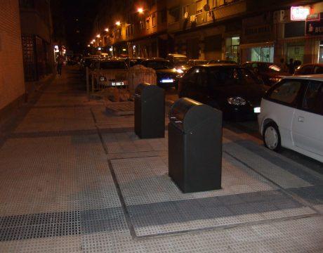 Contenedores enterrados en el barrio de San Jose - 5
