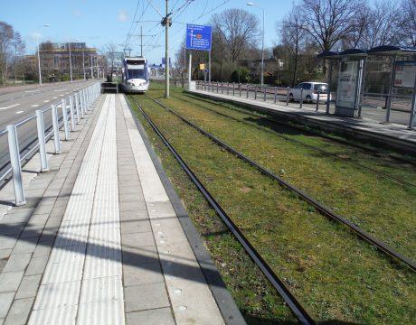 Tranvía de La Haya, Holanda - 6