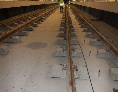 Instalaciones electromecánicas de la línea 3 del metro de Bilbao - 3