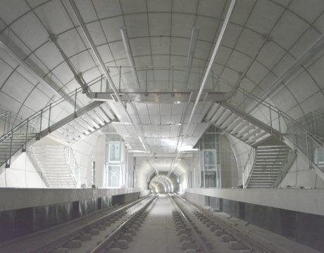 Instalaciones electromecánicas de la línea 3 del metro de Bilbao - 6