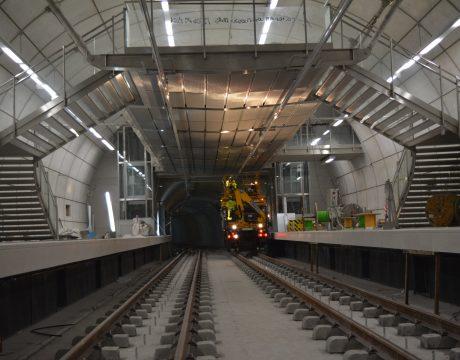 Instalaciones electromecánicas de la línea 3 del metro de Bilbao - 5