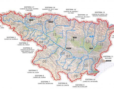 Planificación en la Cuenca del río Ebro - 1