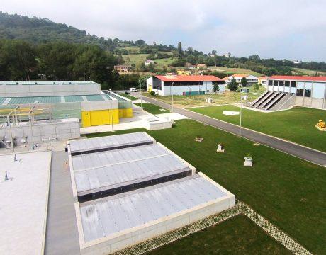 EDARs de Oviedo. San Claudio y Villaperez - 5