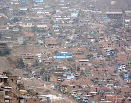 Ciclo urbano del agua en San Juan de Amancaes, Perú - 1