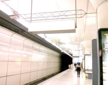 Soterramiento del metro de Bilbao en Urduliz - 1