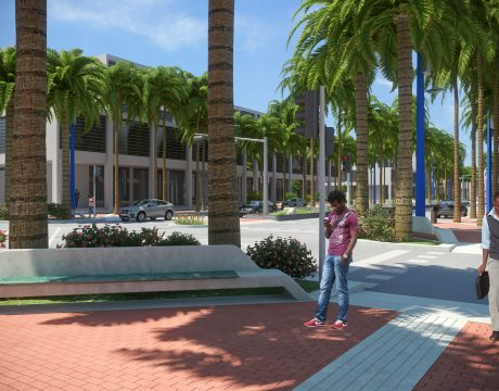 Centro urbano de Puerto Príncipe, Haití - 3