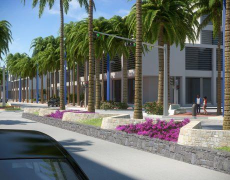 Centro urbano de Puerto Príncipe, Haití - 1