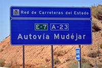 A-23 Mudéjar Highway. Section: Escandón-Teruel (North) - 3