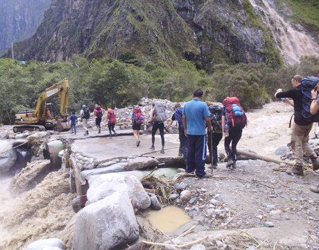 S. María – S. Teresa – Puente Machupicchu, Perú - 2