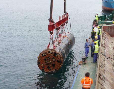 Emisario submarino de Bens (A Coruña) - 3