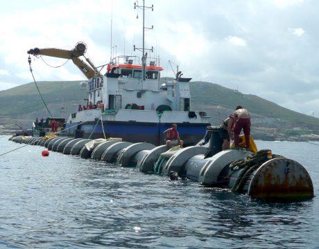 Emisario submarino de Bens (A Coruña) - 2