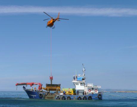 Emisario submarino de Bens (A Coruña) - 1