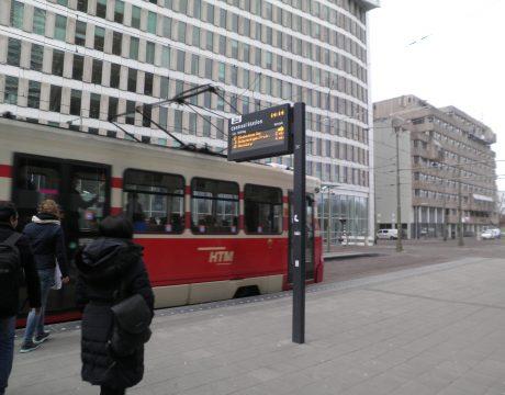 Tranvía de La Haya, Holanda - 2