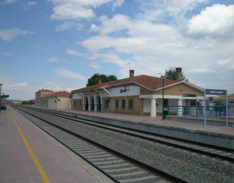 Ferrocarril Teruel-Zaragoza - 1