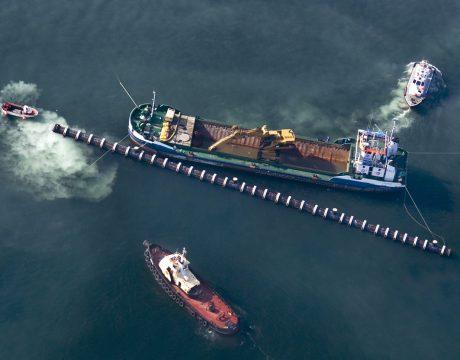Emisario submarino de Bens (A Coruña) - 6