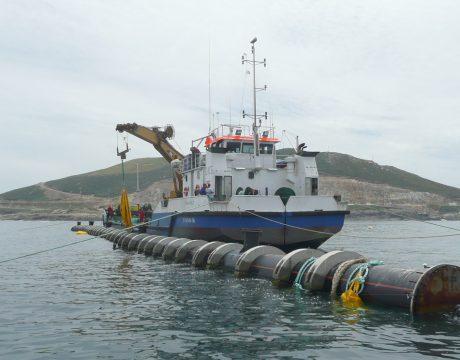 Emisario submarino de Bens (A Coruña) - 5