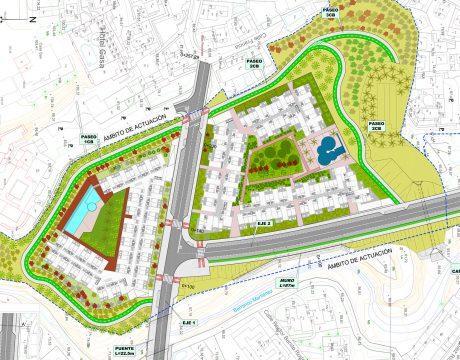 Urbanización de área R7 en Puerto de la Cruz - 1