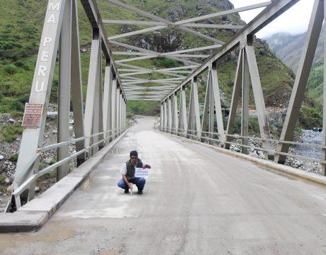 S. María – S. Teresa – Puente Machupicchu, Perú - 1