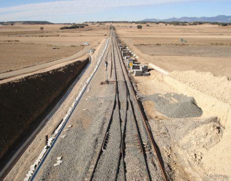 Ferrocarril Huesca-Canfranc - 1