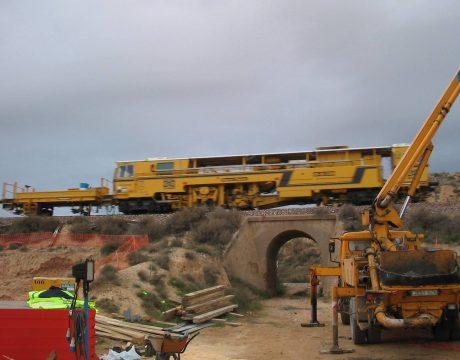 Ferrocarril Teruel-Zaragoza - 2