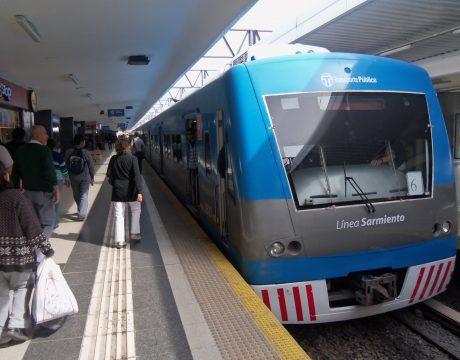 Línea Sarmiento, Argentina - 1