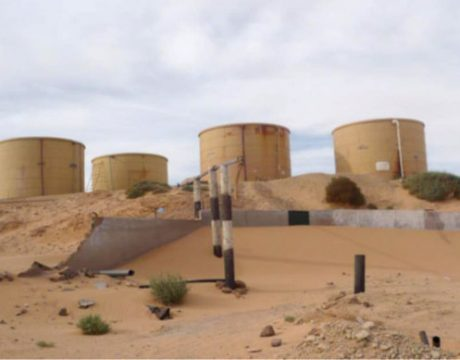 Water Supply in Refugee Camps in Tindouf, Algeria - 1