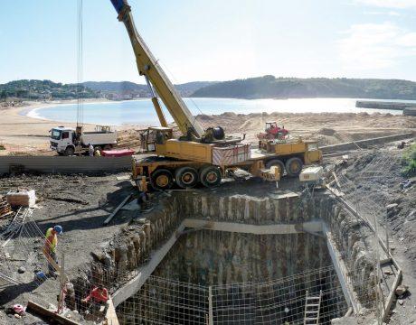 Bloques de saneamiento del Consorcio de Aguas Bilbao Bizkaia (CABB). - 3